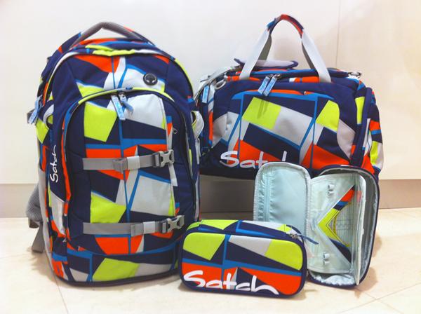 Schulrucksack, Sportbeutel und SchlamperBOX von Ergobag gibt es bei koffer24.de