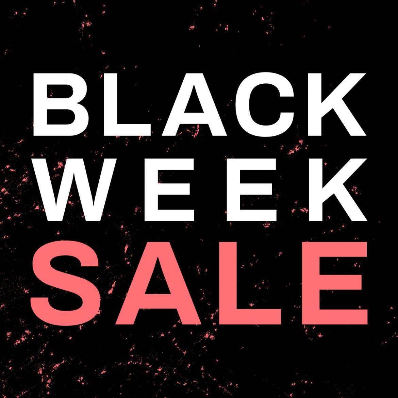 Black Week Sale bei koffer24!